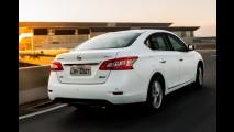 Nissan Sentra sofre reajuste e fica até R$ 2.500 mais caro - veja tabela