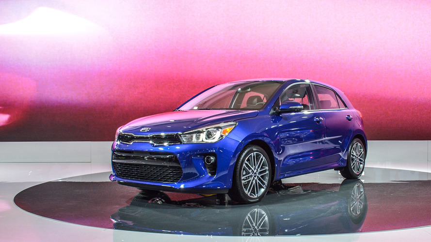 2018 Kia Rio 5-door unveiled in Montreal