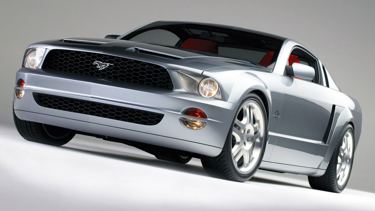 2003 - Ford Mustang GT Concept