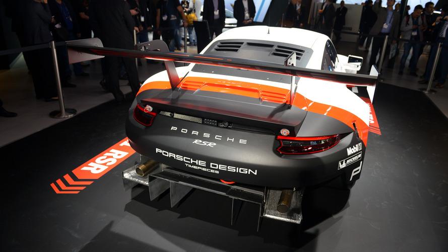 Porsche 911 RSR'ın yol versiyonu gelebilir