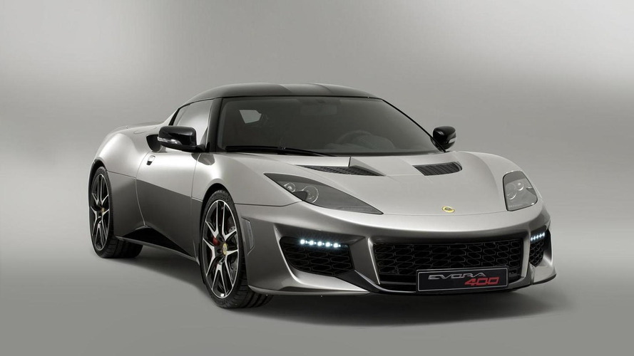 Lotus developing an entry-level Evora for the U.S.