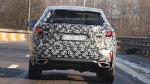 2016 Lexus RX spy photo