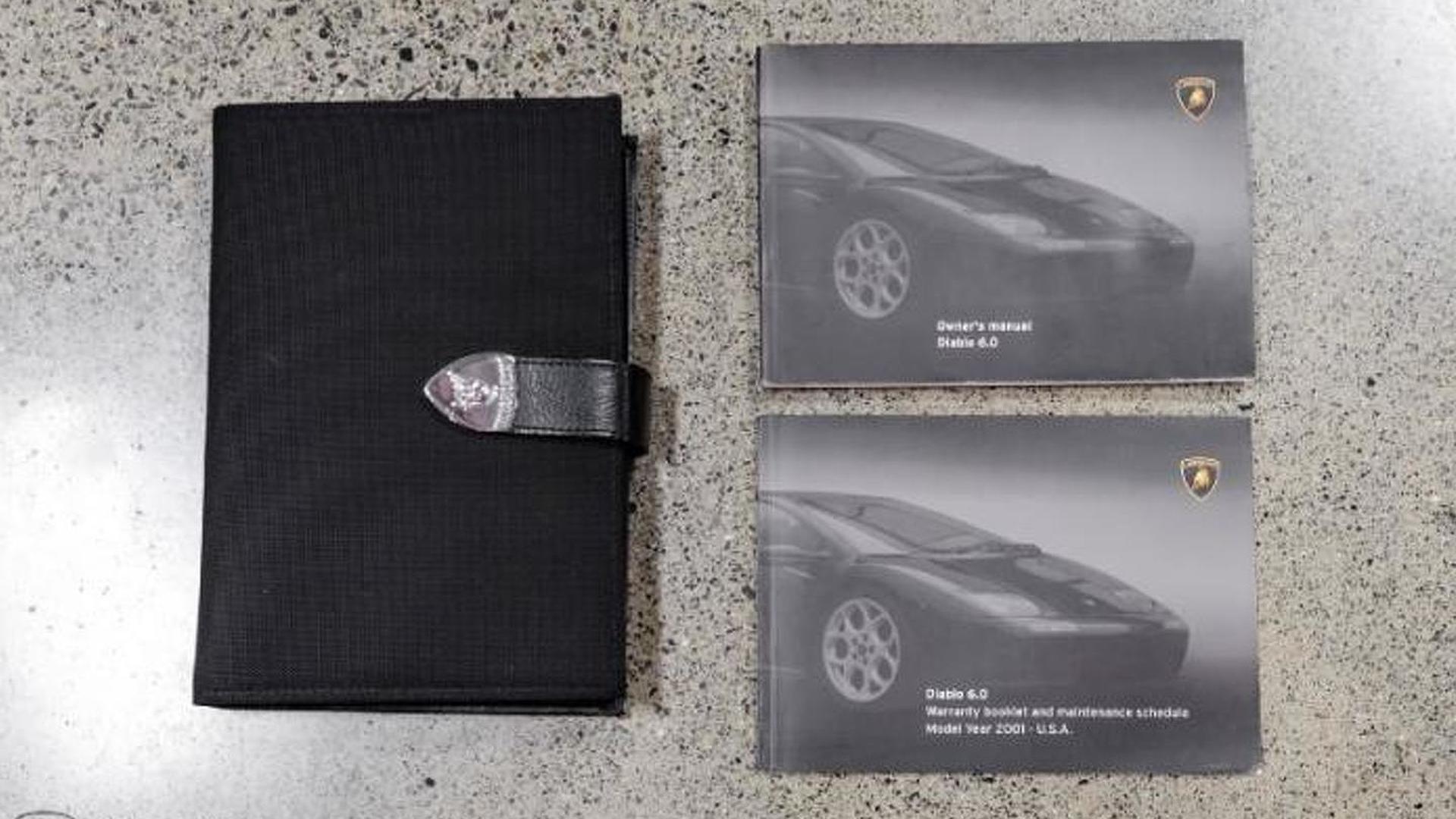 Руководство пользователя Lamborghini Diablo 6.0 SE