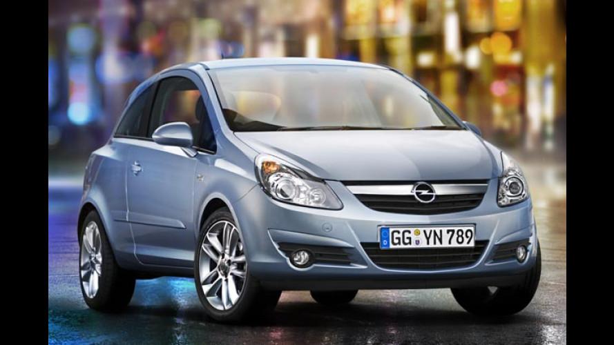 Der junge Wilde kommt: Erste Bilder vom neuen Opel Corsa