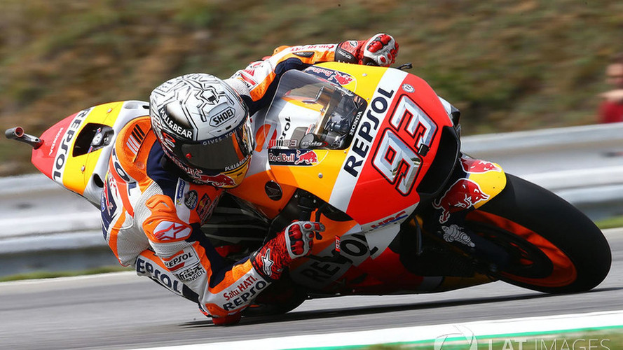 Marc Márquez se adjudica en Brno su cuarta pole del año en MotoGP