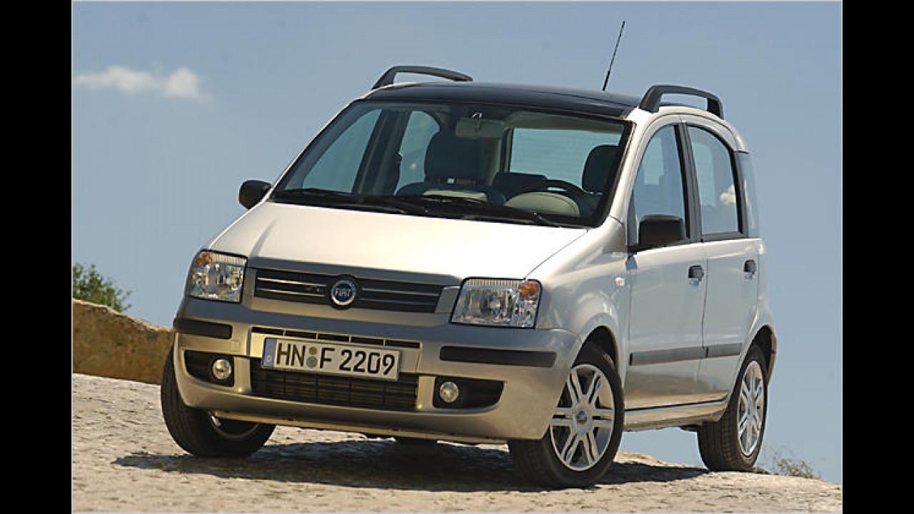 Fiat Panda 1.3 JTD Multijet 16V Dynamic