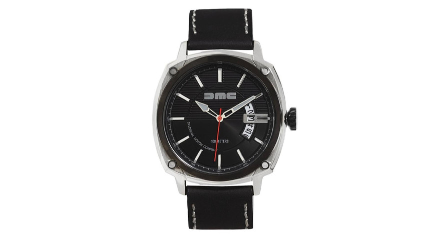 Buy This DeLorean Watch And You'll Never Be Out Of Time