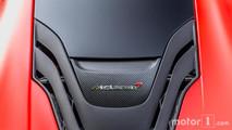 KVC - McLaren P1 GTR LM à Chantilly