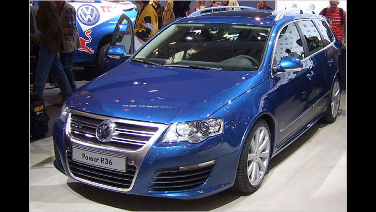 VW Passat R36 (Essen 2006)