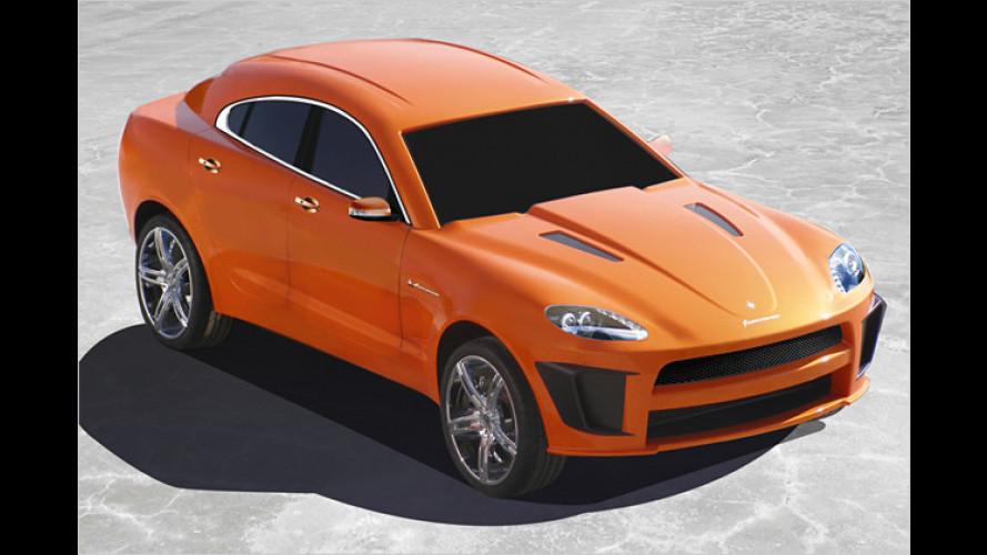 Gelände-Corvette: Fornasari RR99