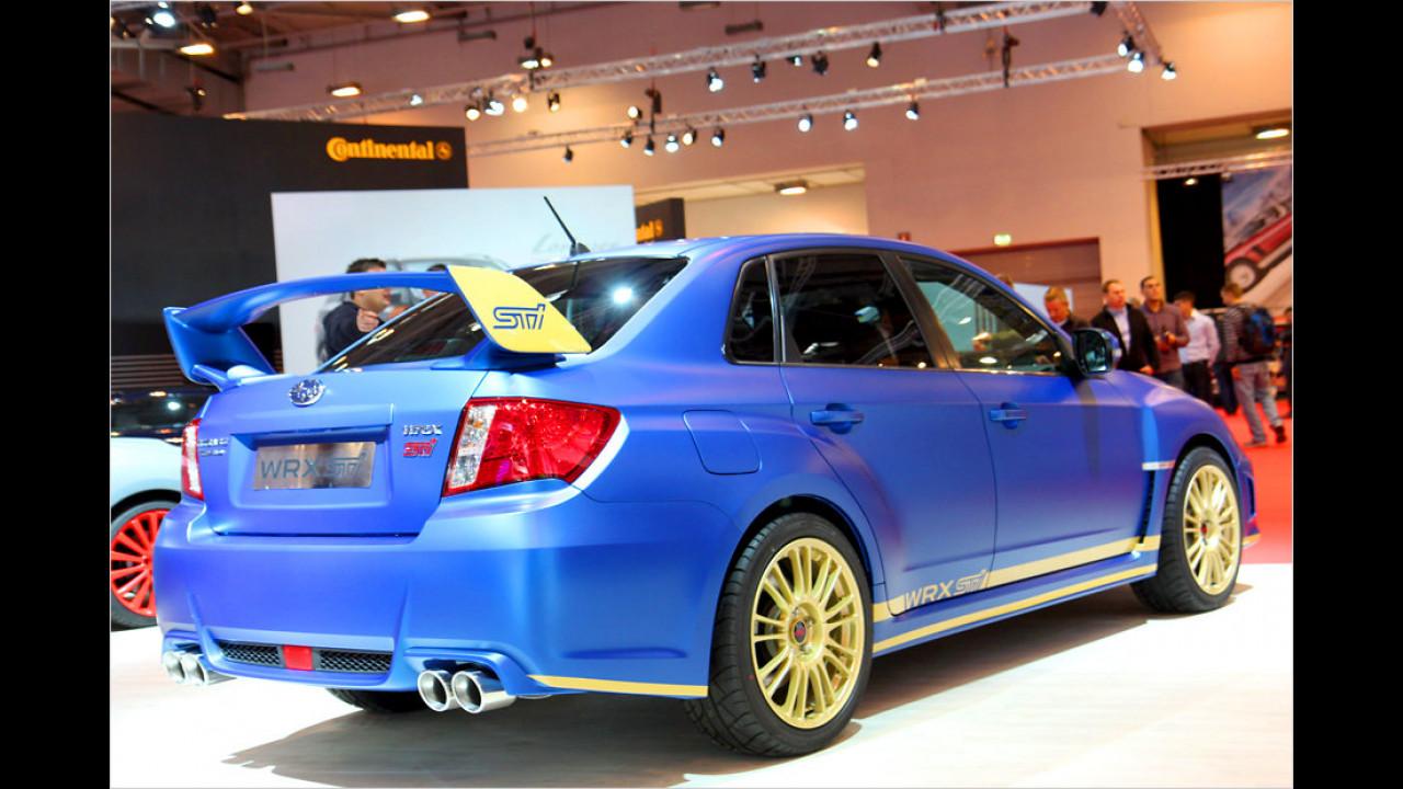 Subaru WRX STi Viertürer