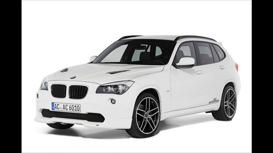 Frisch gestylter X1: AC Schnitzer tunt kompaktes BMW-SUV