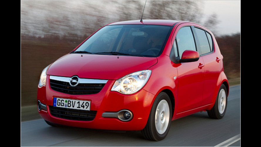 Opel lässt Gasballon steigen: Autogas für 1.100 Euro