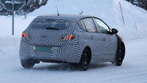 Next-gen Peugeot 308 spy photo 16.1.2013 / Automedia