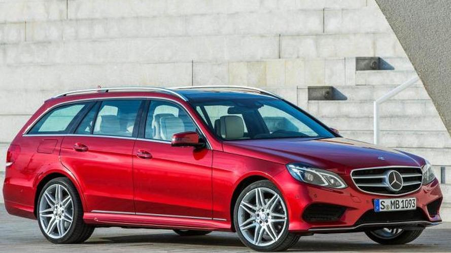 2014 Mercedes-Benz E-Class facelift engine lineup detailed