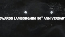 Lamborghini teases 50th anniversary special model [video]