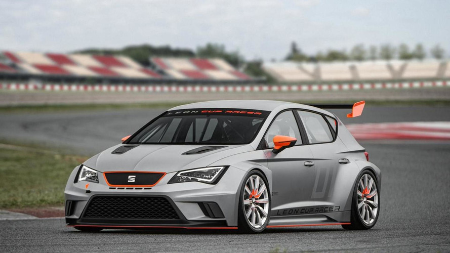 Seat Leon Cup Racer heading to Worthersee