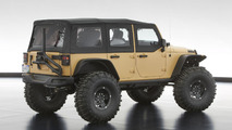 Jeep Wrangler Sand Trooper II 20.3.2013
