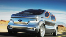 Ford Airstream Concept Revealed