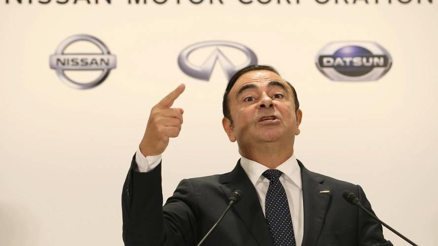 Carlos Ghosn, Renault-Nissan-Mitsubishi ortaklığının başına geçecek