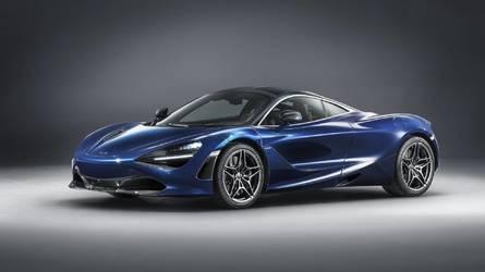 Genève 2018 - McLaren dévoile la 720S MSO Atlantic Blue