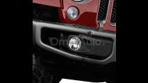 Jeep Wrangler 2017, il rendering