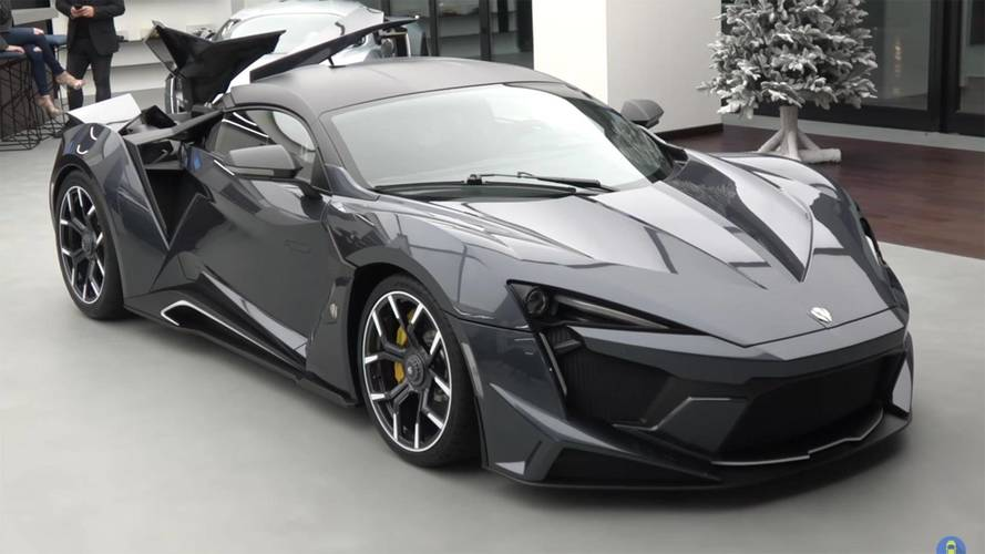 Take A Seat In The 800-HP Fenyr Supersport's Very Cramped Cabin
