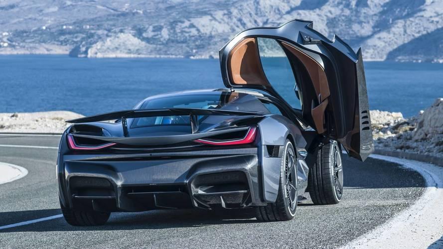 10%-os tulajdonrészt vásárolt a Porsche a Rimacban