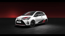 Toyota Yaris restyling, le prime foto dal Giappone