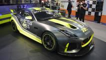 Invictus Games Racing Jaguar F-Type