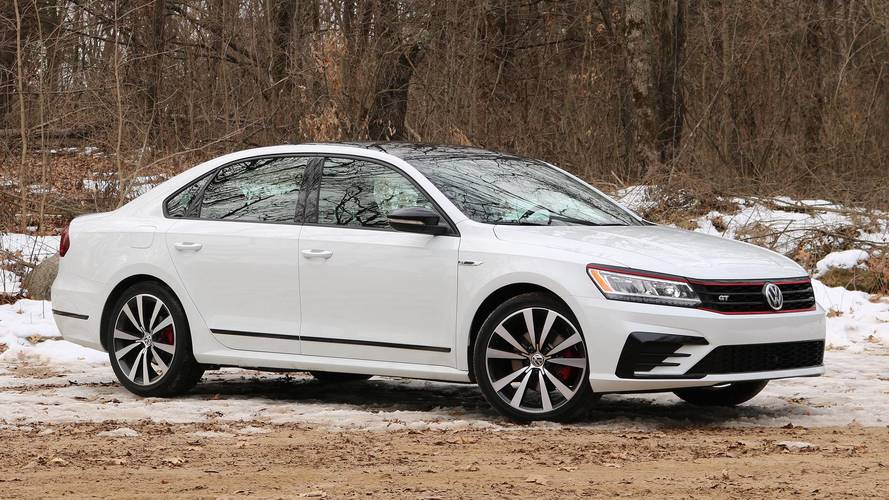 2018 VW Passat GT First Drive: Dad's Car Gets More Exciting