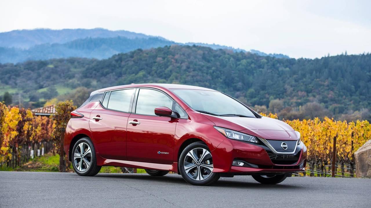 5. Nissan Leaf