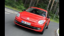 Volkswagen deverá apresentar versão conversível do Beetle no Salão de Pequim