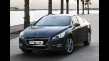 Peugeot prepara lançamento do sedã 508 no Brasil para o fim de maio