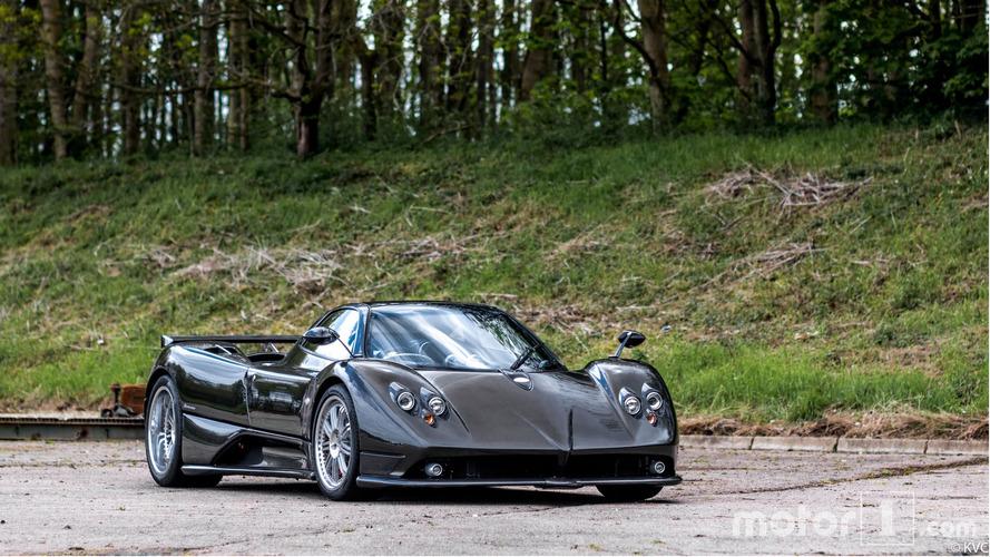 Pagani Automobili dévoile son programme Rinascimento
