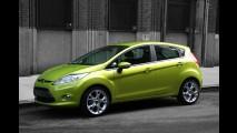 Crise na Europa faz Ford interromper produção do Fiesta na Alemanha