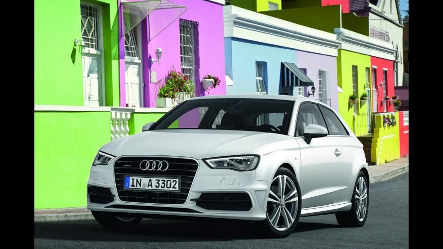 Audi cresce, mantém liderança global entre marcas Premium pelo 2º mês seguido e já ameça BMW no acumulado
