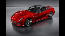 Ferrari divulga imagens oficiais da nova 599 GTO - Modelo tem motor de 670 cv