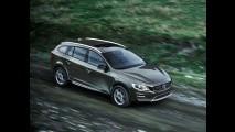 Volvo V60 encarna espírito aventureiro com versão Cross Country