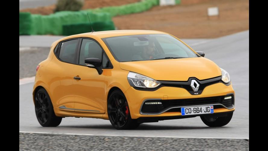 Renault convoca recall para 400 mil unidades do novo Clio na Europa