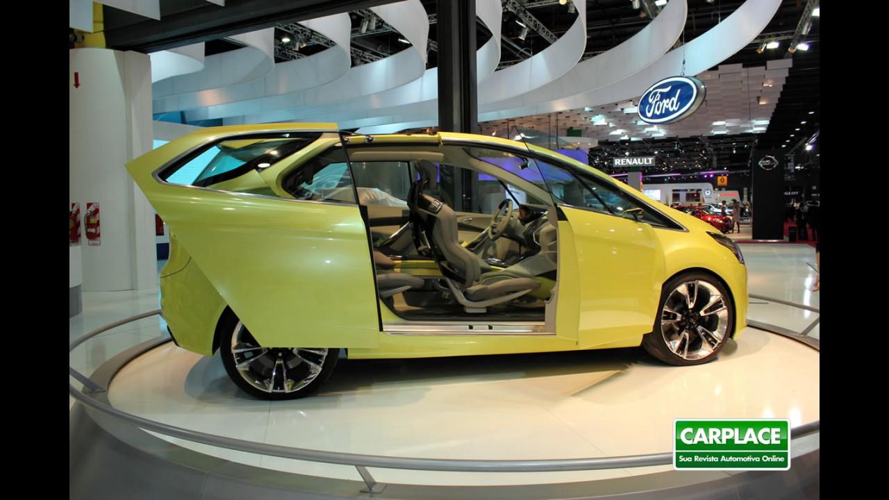 Salão de Buenos Aires: Ford Iosis Max Concept