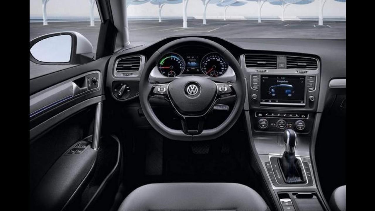 Volkswagen lançará o e-Golf nos EUA só em 2015