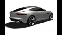 Jaguar F-Type Coupé pode ser lançado no início de 2014