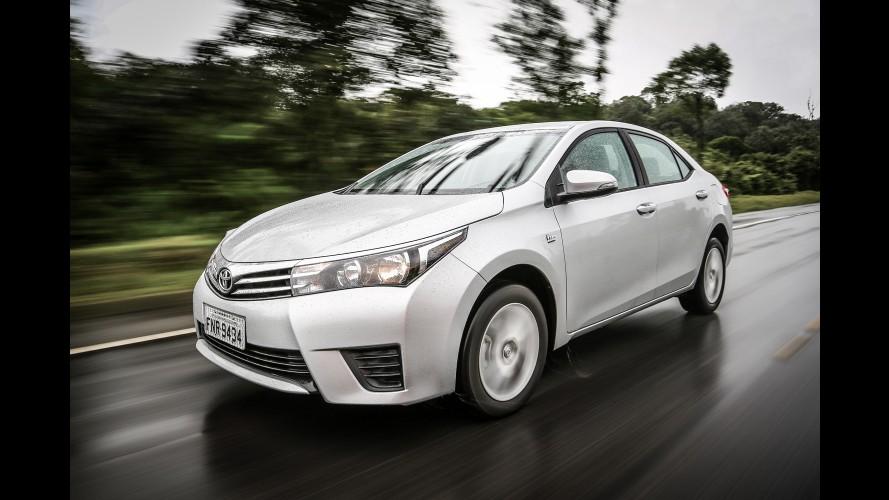 Toyota Corolla é eleito Carro do Ano 2014 na Argentina - veja lista