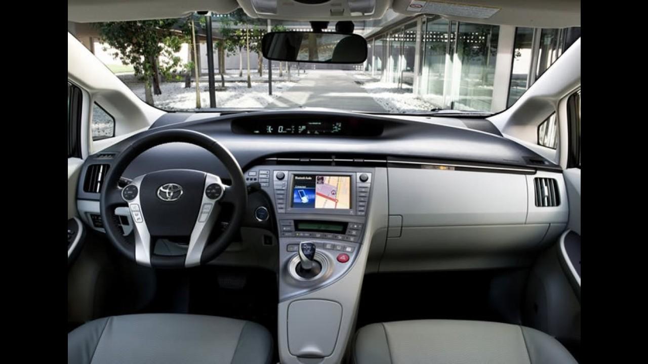 """Toyota atrasa nova geração do Prius para corrigir design """"reprovado"""""""