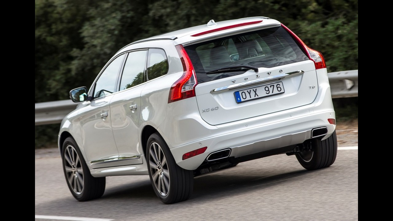 Sucesso: Volvo XC60 alcança 500 mil unidades após seis anos de mercado