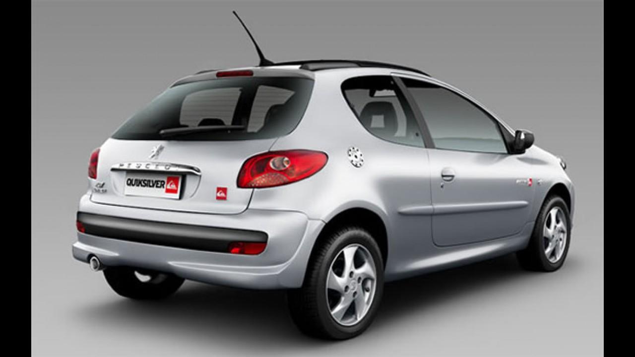 Edição limitada: Peugeot 207 QuickSilver chega ao Brasil com preço inicial de R$ 38 mil