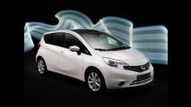 Nissan Note em versão para a Europa aparece em primeiras imagens oficiais