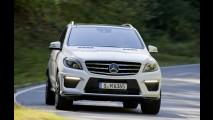 Los Angeles: Mercedes-Benz adianta primeiros detalhes oficiais do novo ML 63 AMG