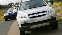 Holden Captiva